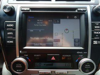 2014 Toyota Camry XLE V6. NAVI. LTHR. SUNRF. BLIND SPOT. PUSH STRT SEFFNER, Florida 2