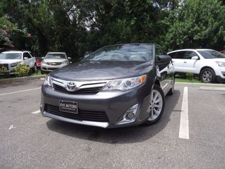 2014 Toyota Camry XLE V6. NAVI. LTHR. SUNRF. BLIND SPOT. PUSH STRT SEFFNER, Florida 5