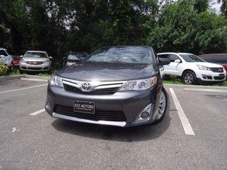 2014 Toyota Camry XLE V6. NAVI. LTHR. SUNRF. BLIND SPOT. PUSH STRT SEFFNER, Florida 6