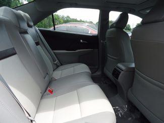 2014 Toyota Camry XLE V6. NAVI. LTHR. SUNRF. BLIND SPOT. PUSH STRT SEFFNER, Florida 17
