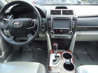 2014 Toyota Camry XLE V6. NAVI. LTHR. SUNRF. BLIND SPOT. PUSH STRT SEFFNER, Florida 19