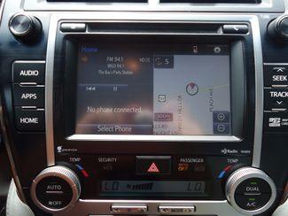 2014 Toyota Camry XLE V6. NAVI. LTHR. SUNRF. BLIND SPOT. PUSH STRT SEFFNER, Florida 34