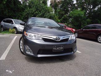 2014 Toyota Camry XLE V6. NAVI. LTHR. SUNRF. BLIND SPOT. PUSH STRT SEFFNER, Florida 8