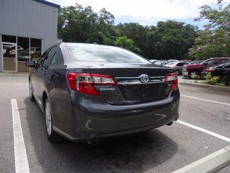 2014 Toyota Camry XLE V6. NAVI. LTHR. SUNRF. BLIND SPOT. PUSH STRT SEFFNER, Florida 9