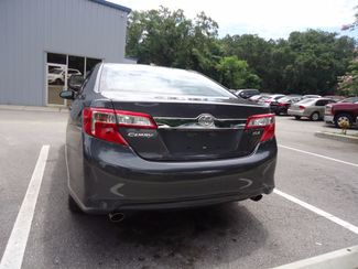 2014 Toyota Camry XLE V6. NAVI. LTHR. SUNRF. BLIND SPOT. PUSH STRT SEFFNER, Florida 10