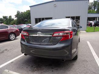 2014 Toyota Camry XLE V6. NAVI. LTHR. SUNRF. BLIND SPOT. PUSH STRT SEFFNER, Florida 12