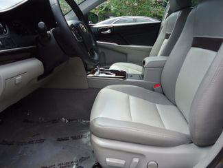 2014 Toyota Camry XLE V6. NAVI. LTHR. SUNRF. BLIND SPOT. PUSH STRT SEFFNER, Florida 13