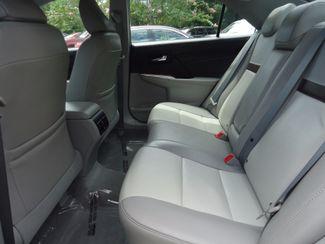 2014 Toyota Camry XLE V6. NAVI. LTHR. SUNRF. BLIND SPOT. PUSH STRT SEFFNER, Florida 14