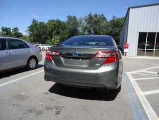 2014 Toyota Camry Hybrid XLE. NAVI. SUNRF. JBL. LTHR. BLIND SPOT SEFFNER, Florida 14