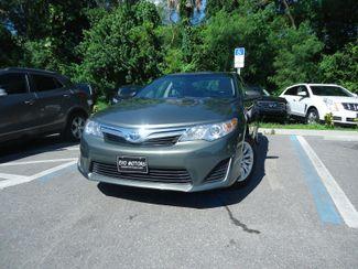 2014 Toyota Camry Hybrid LE SEFFNER, Florida 5