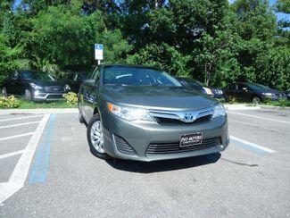 2014 Toyota Camry Hybrid LE SEFFNER, Florida 7