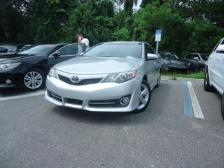 2014 Toyota Camry SE SEFFNER, Florida