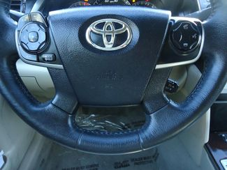 2014 Toyota Camry XLE V6. NAVIGATION. LTHR. SUNRF. PUSH STRT SEFFNER, Florida 20