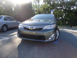 2014 Toyota Camry XLE V6. NAVIGATION. LTHR. SUNRF. PUSH STRT SEFFNER, Florida 6