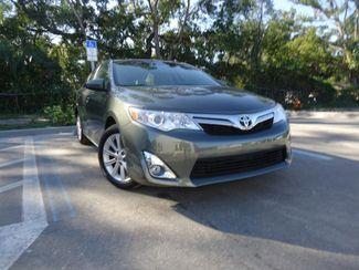 2014 Toyota Camry XLE V6. NAVIGATION. LTHR. SUNRF. PUSH STRT SEFFNER, Florida 7