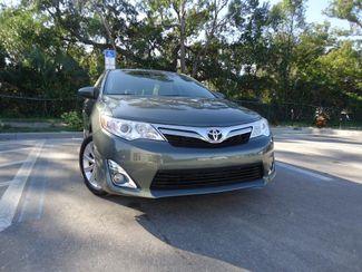 2014 Toyota Camry XLE V6. NAVIGATION. LTHR. SUNRF. PUSH STRT SEFFNER, Florida 8