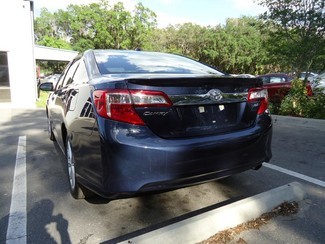 2014 Toyota Camry XLE. LEATHER. NAVIGATION. SUNRF Tampa, Florida 10