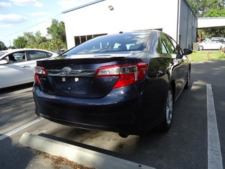 2014 Toyota Camry XLE. LEATHER. NAVIGATION. SUNRF Tampa, Florida 12