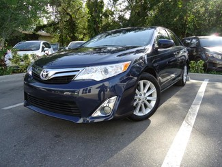2014 Toyota Camry XLE. LEATHER. NAVIGATION. SUNRF Tampa, Florida 5