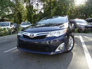 2014 Toyota Camry XLE. LEATHER. NAVIGATION. SUNRF Tampa, Florida 6