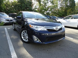 2014 Toyota Camry XLE. LEATHER. NAVIGATION. SUNRF Tampa, Florida 7