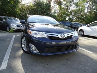 2014 Toyota Camry XLE. LEATHER. NAVIGATION. SUNRF Tampa, Florida 8