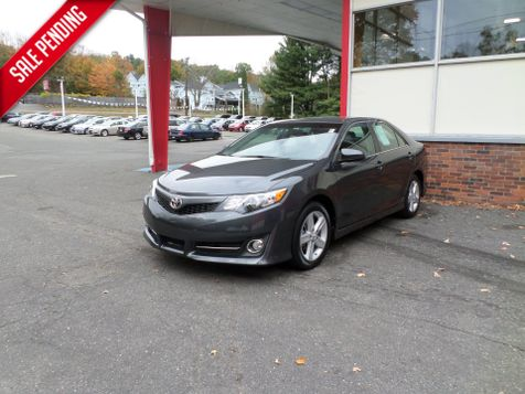 2014 Toyota Camry SE in WATERBURY, CT