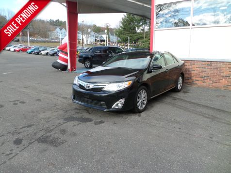 2014 Toyota Camry XLE in WATERBURY, CT