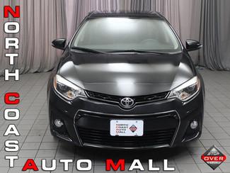 2014 Toyota Corolla 4dr Sedan CVT S in Akron, OH