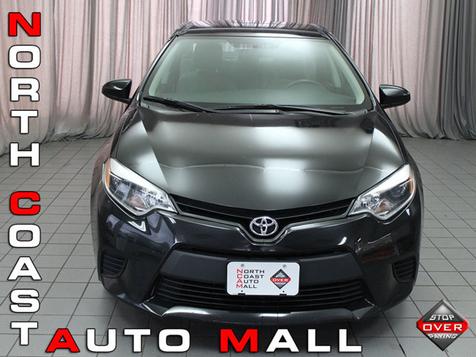 2014 Toyota Corolla 4dr Sedan CVT LE in Akron, OH