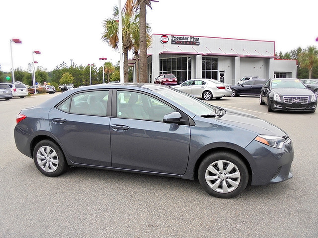 2014 Toyota Corolla L DISCLOSURE Internet pricing is subject to change daily It is a BUY-OUTRIGH