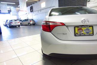 2014 Toyota Corolla LE Doral (Miami Area), Florida 38