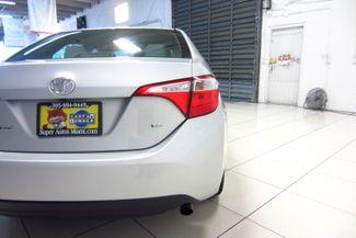 2014 Toyota Corolla LE Doral (Miami Area), Florida 39