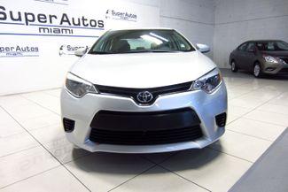 2014 Toyota Corolla LE Doral (Miami Area), Florida 33