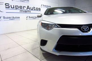 2014 Toyota Corolla LE Doral (Miami Area), Florida 34