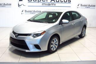 2014 Toyota Corolla LE Doral (Miami Area), Florida 1