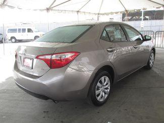 2014 Toyota Corolla LE Gardena, California 2