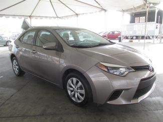 2014 Toyota Corolla LE Gardena, California 3
