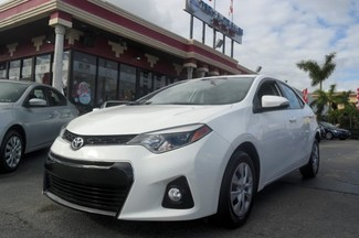 2014 Toyota Corolla S Hialeah, Florida