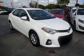 2014 Toyota Corolla S Hialeah, Florida 2