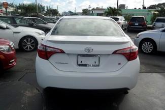 2014 Toyota Corolla S Hialeah, Florida 4