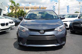 2014 Toyota Corolla L Hialeah, Florida 1