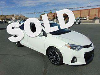 2014 Toyota Corolla S   Kingman, Arizona   66 Auto Sales in Kingman   Mohave   Bullhead City Arizona