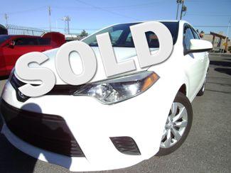 2014 Toyota Corolla LE Las Vegas, NV