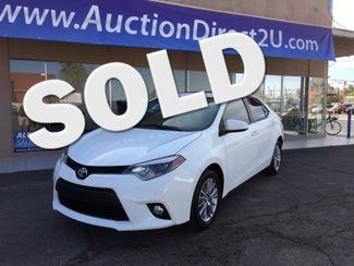 2014 Toyota Corolla LE Plus 5 YEAR/60,00 MILE FACTORY POWERTRAIN WARRANTY Mesa, Arizona
