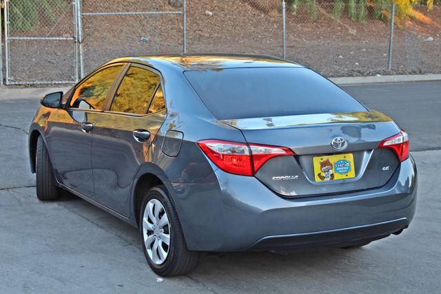 2014 Toyota COROLLA LE SEDAN AUTOMATIC  BACK-UP XLNT CONDITION SERVICE RECORDS! Woodland Hills, CA 4