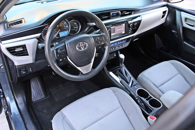 2014 Toyota COROLLA LE SEDAN AUTOMATIC  BACK-UP XLNT CONDITION SERVICE RECORDS! Woodland Hills, CA 15