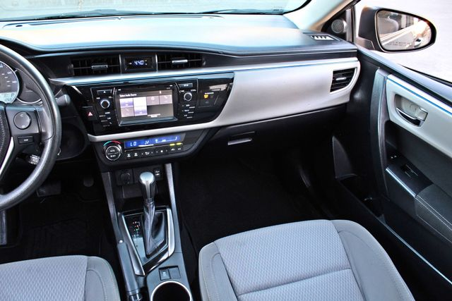 2014 Toyota COROLLA LE SEDAN AUTOMATIC  BACK-UP XLNT CONDITION SERVICE RECORDS! Woodland Hills, CA 24