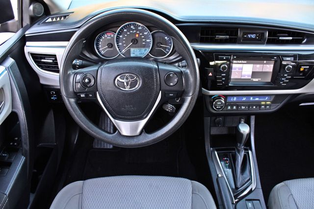 2014 Toyota COROLLA LE SEDAN AUTOMATIC  BACK-UP XLNT CONDITION SERVICE RECORDS! Woodland Hills, CA 26