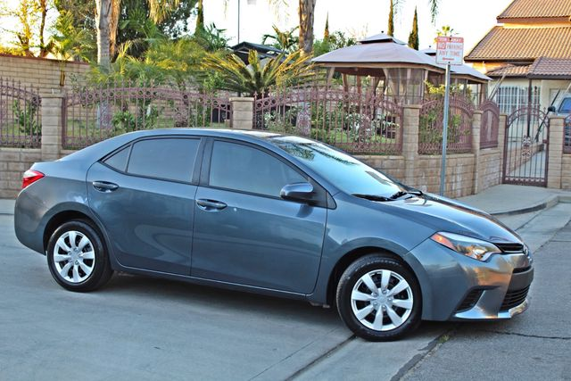 2014 Toyota COROLLA LE SEDAN AUTOMATIC  BACK-UP XLNT CONDITION SERVICE RECORDS! Woodland Hills, CA 7